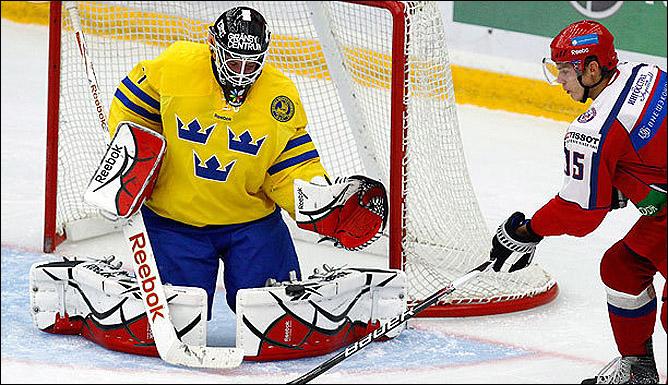 3 сентября 2011 года. Подольск. Турнир четырех наций. Россия U-20 — Швеция U-20 — 3:2