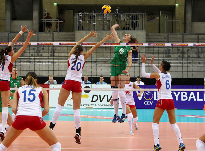 В следующих матчах чемпионата Европы Анна Матиенко выступить не сможет