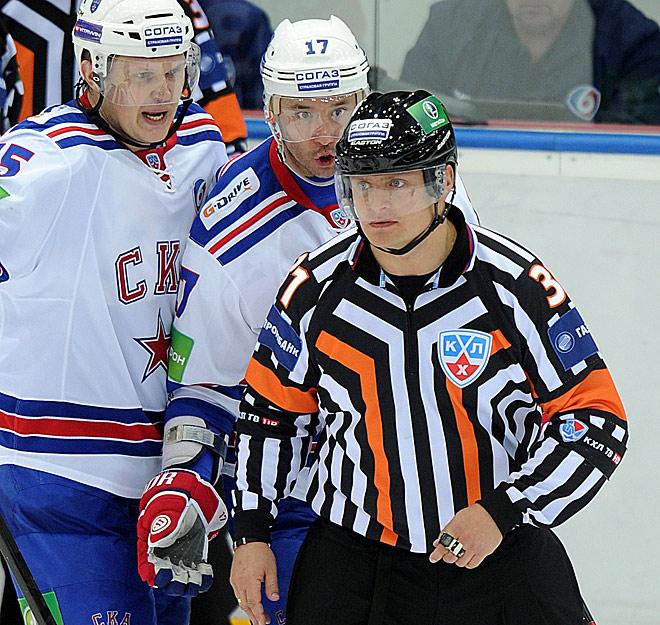 Евгений Ромасько в КХЛ