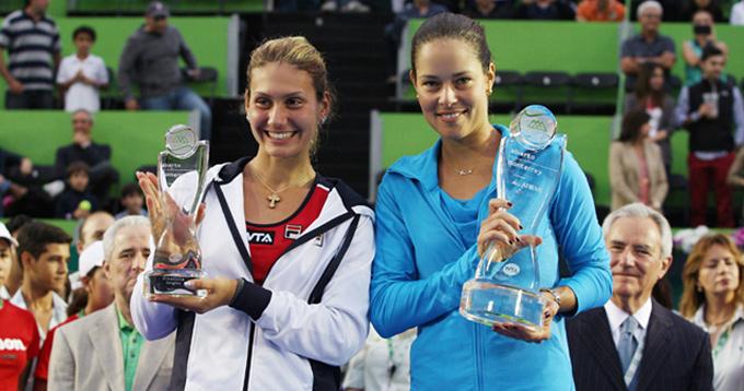 Иванович стала чемпионкой Монтеррея