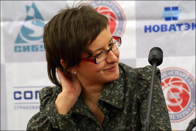 Ирена Закурдаева
