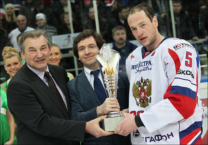 Сборная России — победитель Кубка первого канала