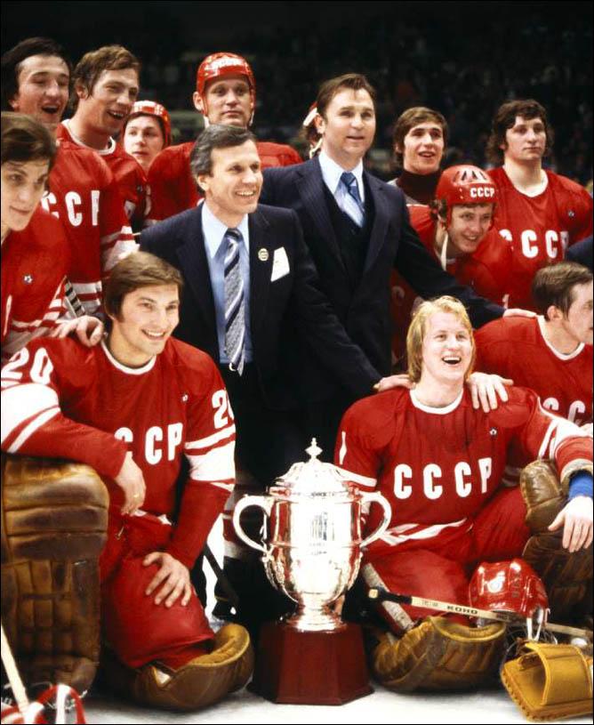Хоккей. История чемпионатов мира. ЧМ-1978-1983. Фото 01.