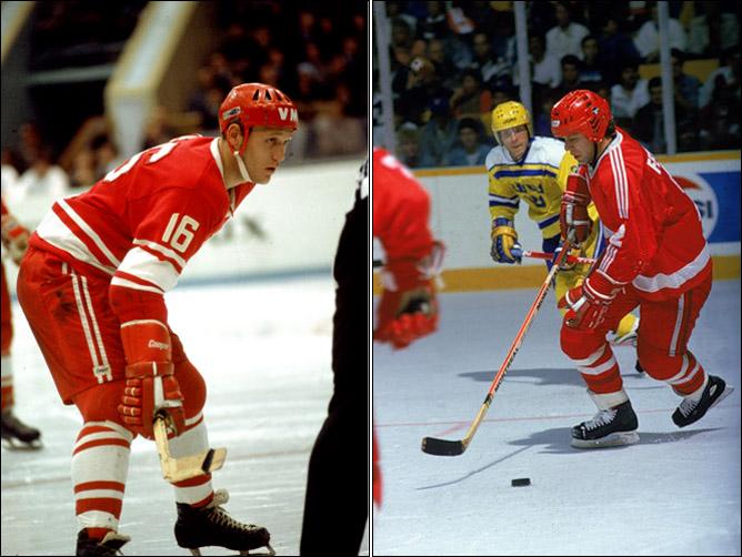 Хоккей. История чемпионатов мира. ЧМ-1978-1983. Фото 02.