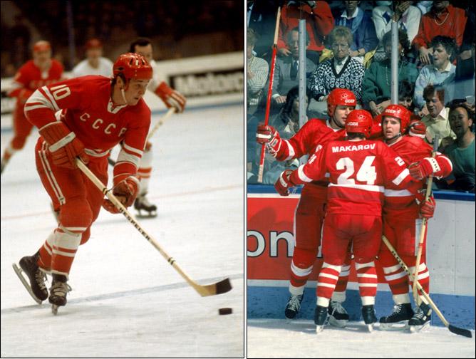 Хоккей. История чемпионатов мира. ЧМ-1978-1983. Фото 03.
