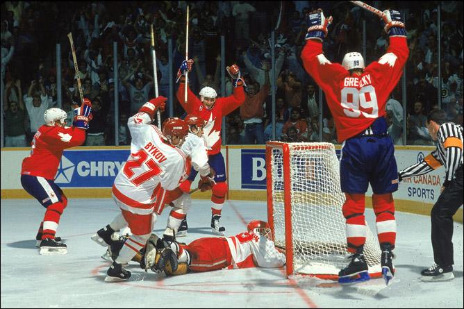 Хоккей. История чемпионатов мира. ЧМ-1978-1983. Фото 06.