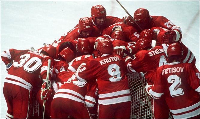 Хоккей. История чемпионатов мира. ЧМ-1978-1983. Фото 08.
