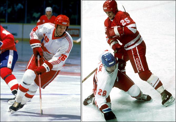 Хоккей. История чемпионатов мира. ЧМ-1978-1983. Фото 11.