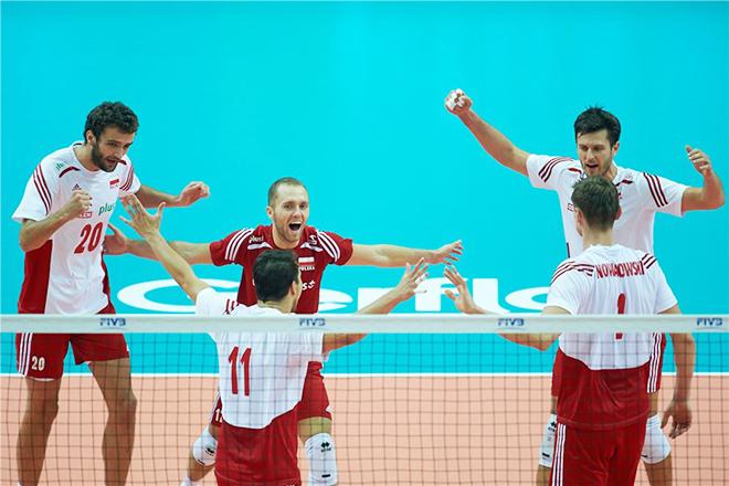 Сборная Польши выиграла золото ЧМ-2014