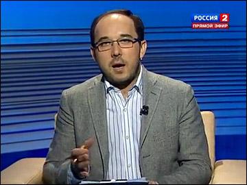 Андрей Журанков в прямом эфире