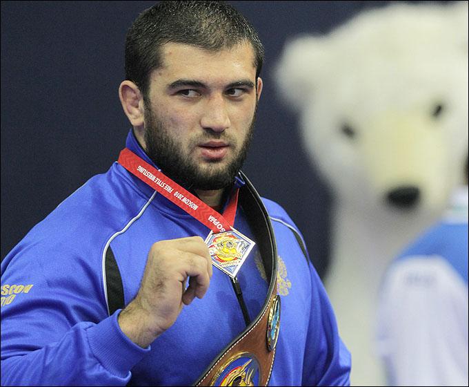 Билял Махов подходит к олимпийскому турниру в отличной форме