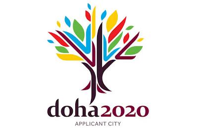 Логотип заявки Дохи