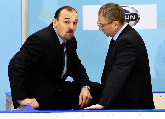 Вячеславу Уваеву (слева) на Универсиаде придётся нелегко
