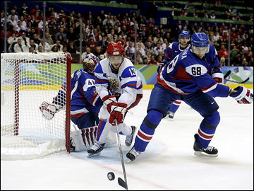 Россия против Словакии