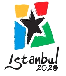 Логотип заявки Стамбула