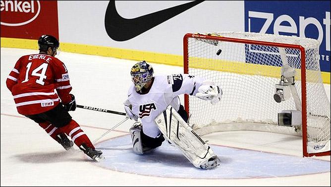 6 мая 2011 года. Кошице. Чемпионат мира. Канада — США — 4:3