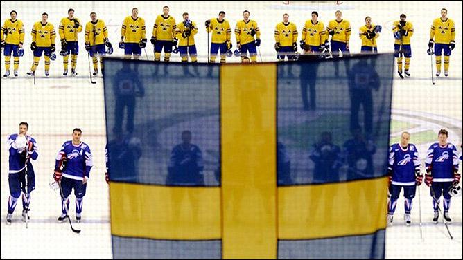 6 мая 2011 года. Кошице. Чемпионат мира. Швеция — Франция — 4:0