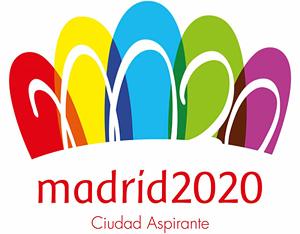 Логотип заявки Мадрида