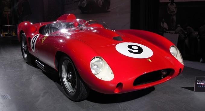 Ferrari 250 TR (участие в 1957 году)