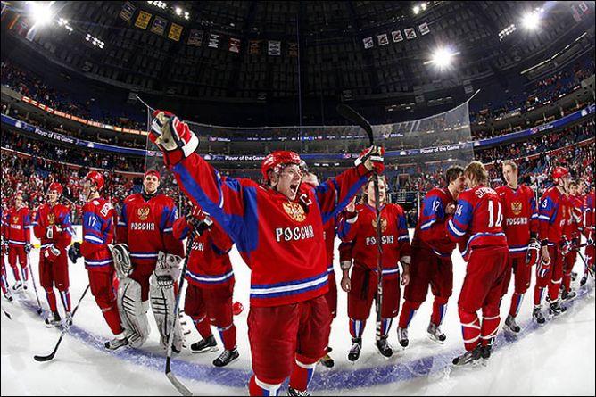 Сборная России - финалист молодежного чемпионата мира 2011 года.