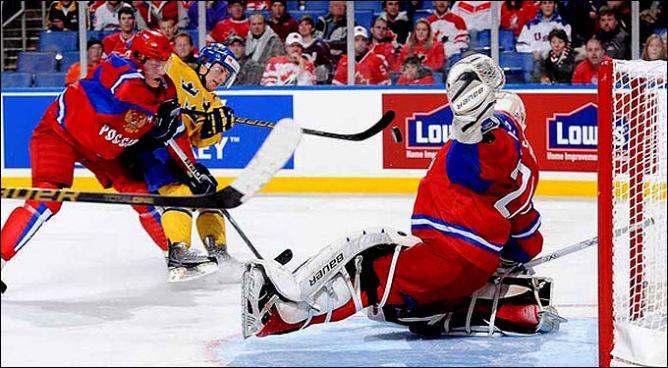 Дмитрий Шикин - главный герой полуфинала.