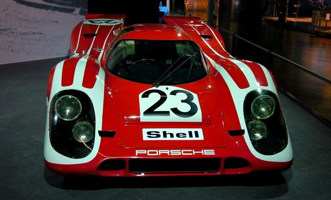 Porsche 917 (победа в 1970 году в своей категории)