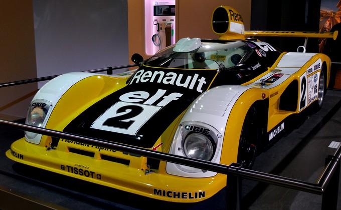 Renault Alpine A442B (победа в 1978 году)