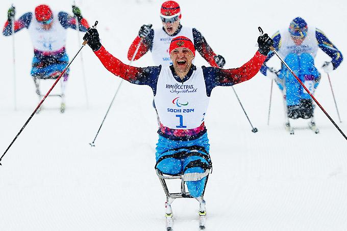 В первой же гонке Сочи Петушков завоевал недостающее золото