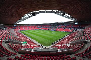 """Суперкубок Европы. Стадион """"Эден — Синот Тип"""", где пройдёт матч"""