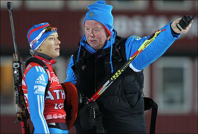 Ольга Зайцева и Вольфганг Пихлер