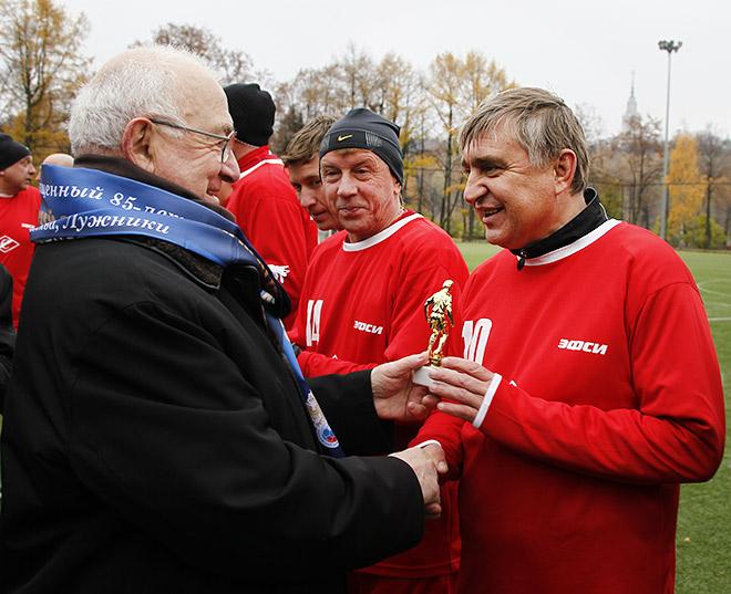 Никита Симонян и Фёдор Черенков