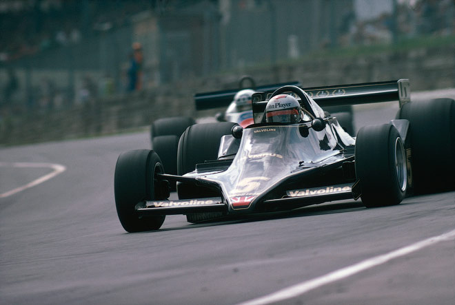 Чемпионский 1978 год и Lotus 79