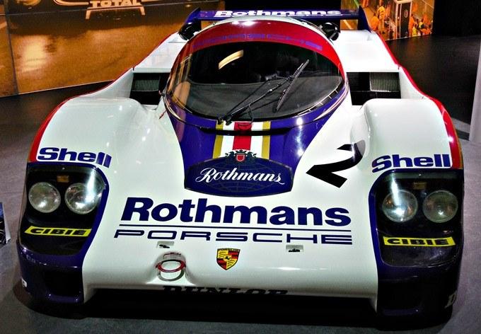Porsche 956 (победа в 1982 и 1985 годах)