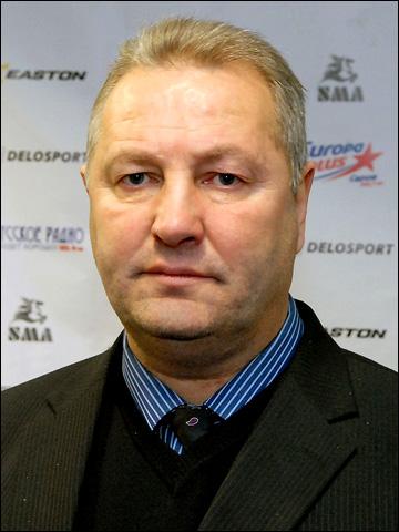 Главный тренер ТХК Владимир Кольцов