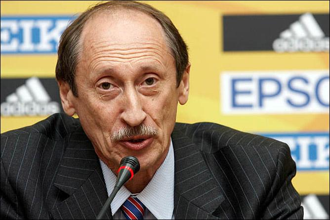Президент ВФЛА Валентин Балахничёв