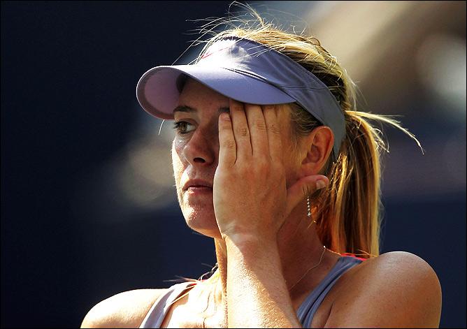 Мария проиграла Флавии Пеннетте в третьем раунде