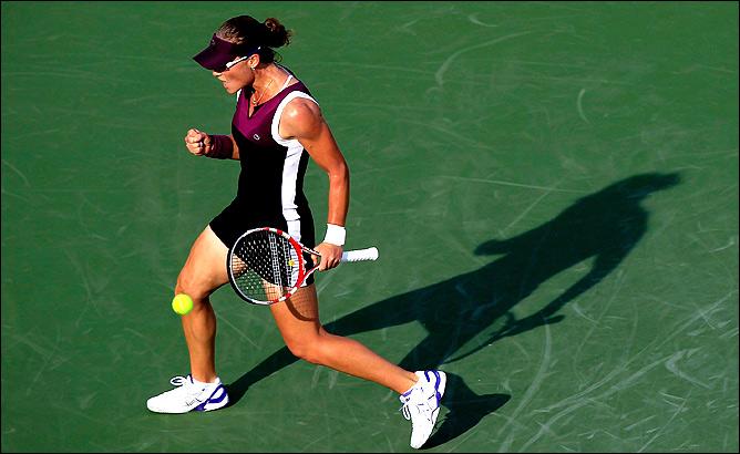 Саманта выиграла два тяжёлых матча у россиянок