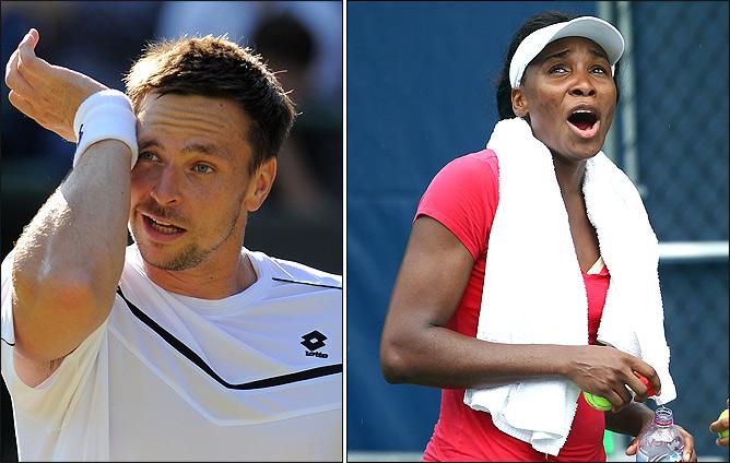 US Open лишился американки и шведа из-за проблем со здоровьем