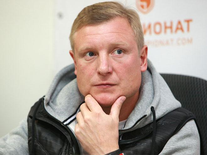 Владимир Бесчастных в гостях у «Чемпионата»