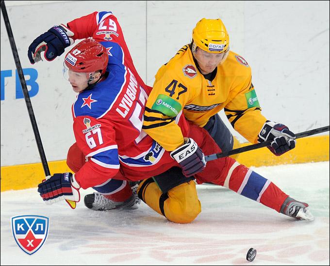 Алексей Петров против ЦСКА