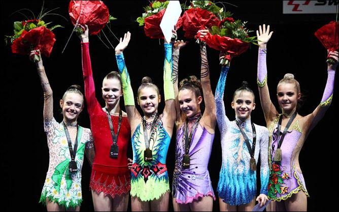 16-18.04.2010. Чемпионат Европы по художественной гимнастике. Бремен. Фото 02.