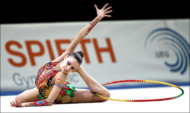16-18.04.2010. Чемпионат Европы по художественной гимнастике. Бремен. Фото 03.