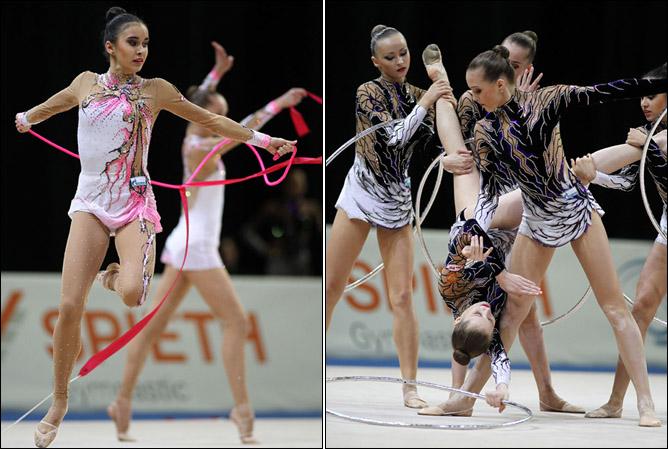 16-18.04.2010. Чемпионат Европы по художественной гимнастике. Бремен. Фото 04.