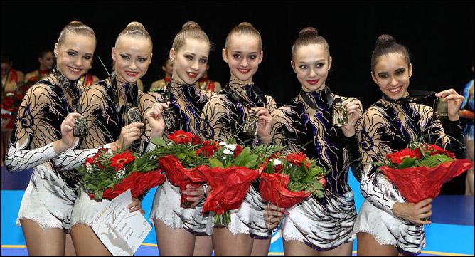 16-18.04.2010. Чемпионат Европы по художественной гимнастике. Бремен. Фото 06.