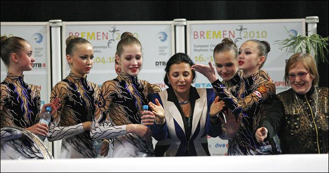 16-18.04.2010. Чемпионат Европы по художественной гимнастике. Бремен. Фото 07.