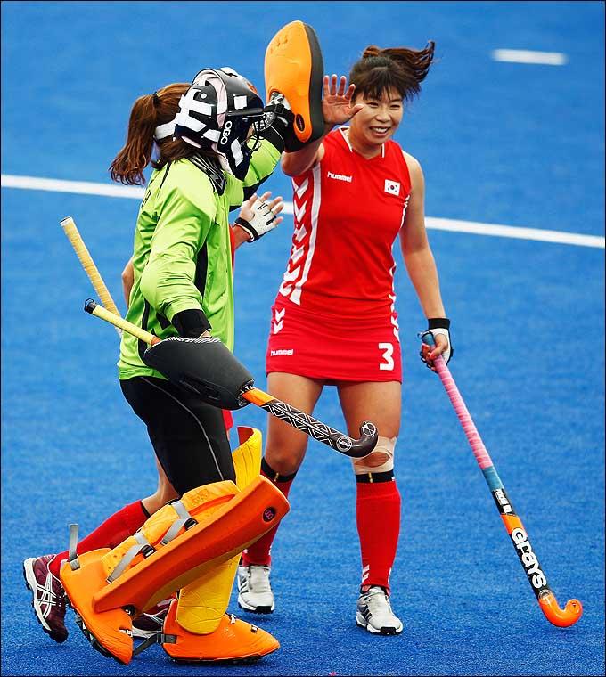 Женская сборная Кореи выиграла отборочный турнир и будет бороться за олимпийские медали
