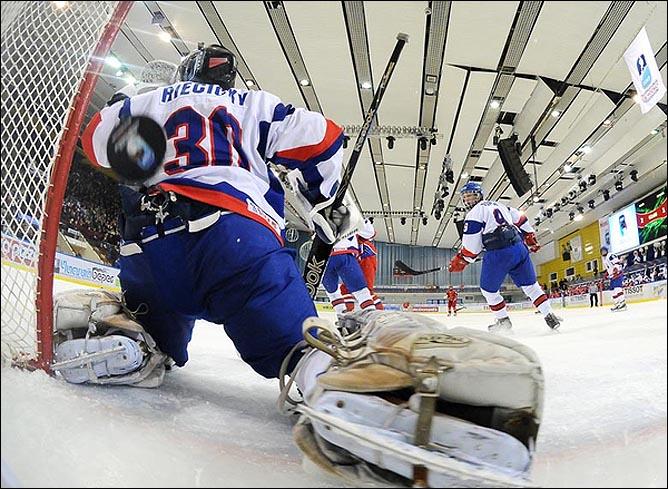 18.04.2010. Чемпионат мира U-18. Россия - Словакия - 3:1. Фото 04.