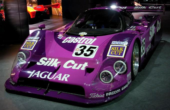 Jaguar XJR-12 (победа в 1990 году)