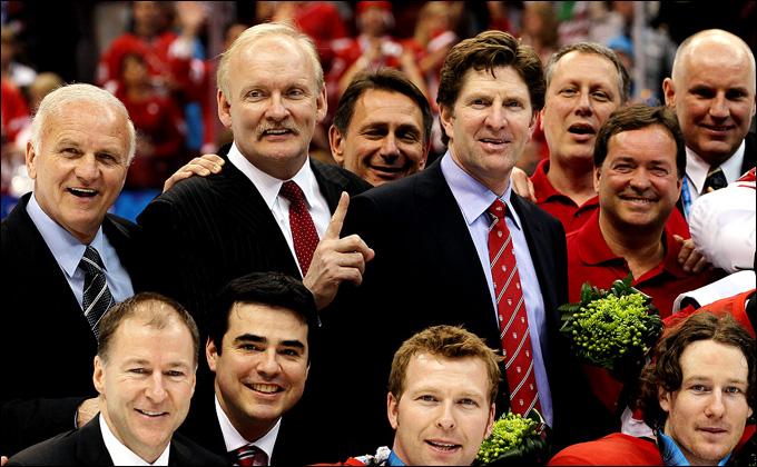 Будет ли тренерский штаб сборной Канады столь же счастлив и в Сочи?