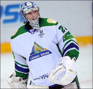 Я уверен, что Андрей Василевский может выйти на хороший уровень, играя в КХЛ.
